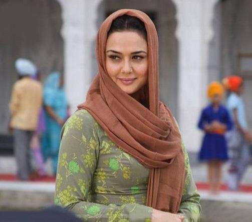 Dupatta Hijab Style