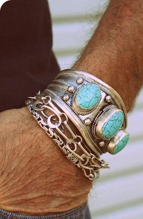 silver jewellery for men