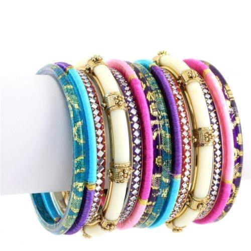 Multi Colored Bangles