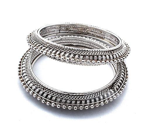 Oxidised Bracelet Bangles