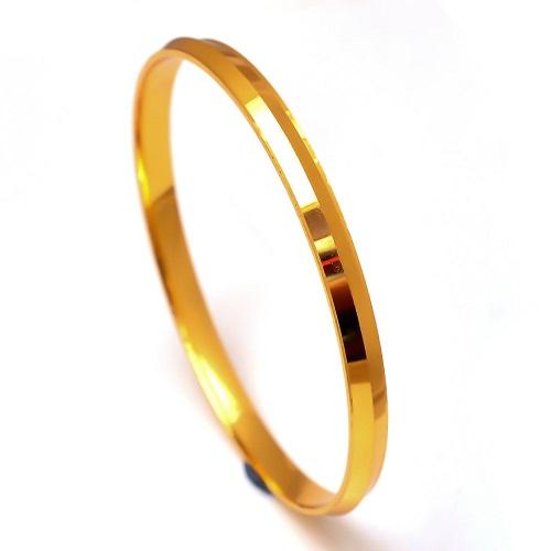 One Gram Gold Bangle For Men