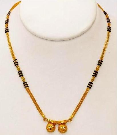 Maharashtrian Antique Mangalsutra Design