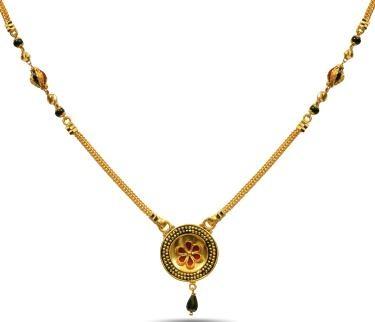 beautiful-circular-pendant-mangalsutra-design-23