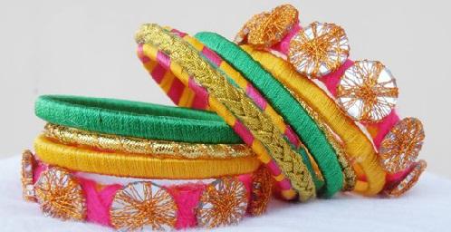 how to make handmade bangles