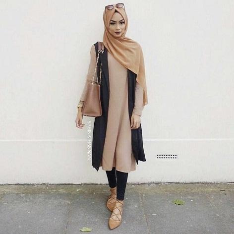 Hijab for Chubby Cheek Face
