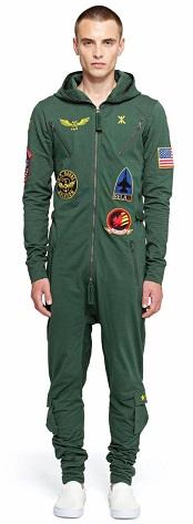 aviator-onesie-jungle-green