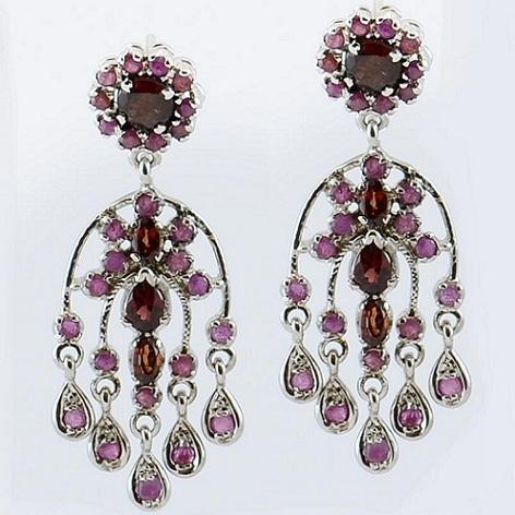 hamsa-silver-earrings