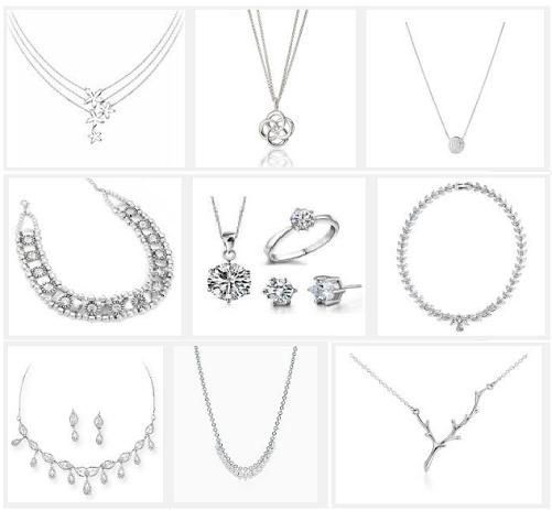 Top 15 Silver Necklace Designs