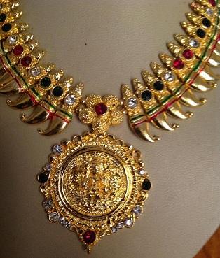 antique-laxmi-necklaces