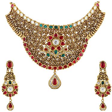 antique-kundan-jewellery-sets