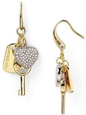 gold-silver-heart-key-earrings14