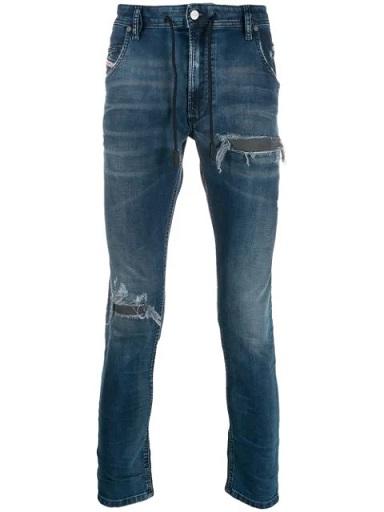 Diesel Distressed Jeans For Men