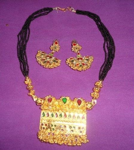 Stunning designer mangalsutra necklace