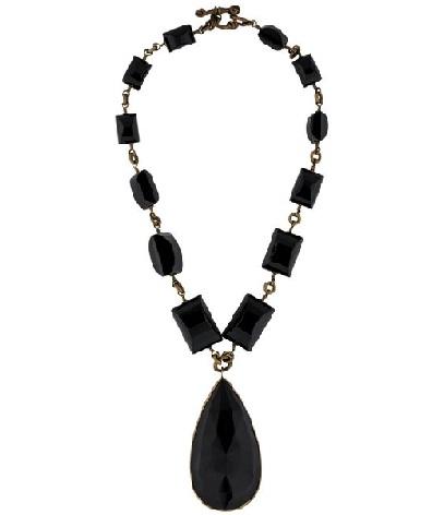black-glass-necklace