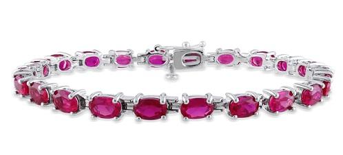 Top 9 Fantastic Look Ruby Bracelets in Fashion