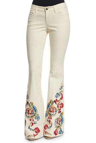 Sensational Flare Jeans for Girls