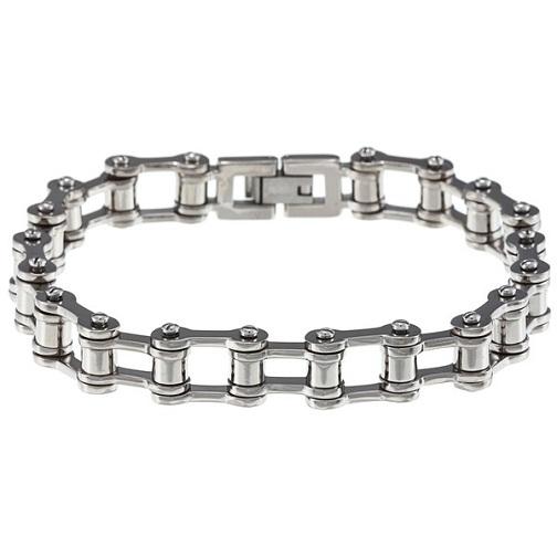 titanium-bracelets-titanium-chain-link-bracelet-for-men